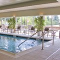 Swimming pool at Fairfield Inn & Suites Eastchase Parkway