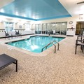 Swimming pool at Fairfield Inn & Suites Exeter