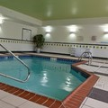 Swimming pool at Fairfield Inn & Suites Fenton Michigan