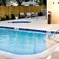 Swimming pool at Fairfield Inn & Suites Fort Walton Beach Eglin Afb