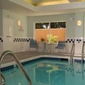 Swimming pool at Fairfield Inn & Suites Houma