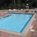 Swimming pool at Fairfield Inn & Suites Houston Conroe
