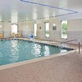 Swimming pool at Fairfield Inn & Suites Houston Hobby Airport