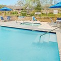 Swimming pool at Fairfield Inn & Suites Lafayette South