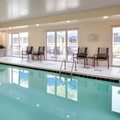 Swimming pool at Fairfield Inn & Suites Loveland Fort Collins
