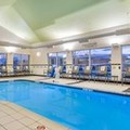 Swimming pool at Fairfield Inn & Suites Madison East