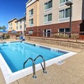 Swimming pool at Fairfield Inn & Suites Memphis / Olive Branch