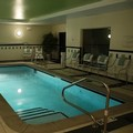 Swimming pool at Fairfield Inn & Suites Morgantown