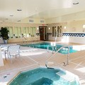 Swimming pool at Fairfield Inn & Suites Mount Vernon / Rend Lake