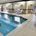 Swimming pool at Fairfield Inn & Suites Murfreesboro