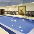 Swimming pool at Fairfield Inn & Suites Neville Island