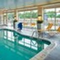 Swimming pool at Fairfield Inn & Suites Niagara Falls Usa