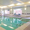 Swimming pool at Fairfield Inn & Suites North Lafayette