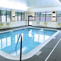 Swimming pool at Fairfield Inn & Suites Omaha West