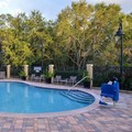 Swimming pool at Fairfield Inn & Suites Orlando Ocoee