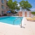 Swimming pool at Fairfield Inn & Suites Pearl