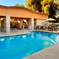 Swimming pool at Fairfield Inn & Suites Phoenix Midtown