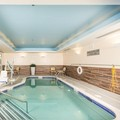 Swimming pool at Fairfield Inn & Suites Plymouth