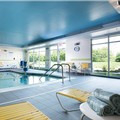 Swimming pool at Fairfield Inn & Suites Rochester Mayo Clinic Area / St. Marys