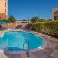 Swimming pool at Fairfield Inn & Suites Schertz