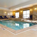 Swimming pool at Fairfield Inn & Suites Slippery Rock