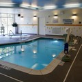 Swimming pool at Fairfield Inn & Suites Stroudsburg Bartonsville / Poconos