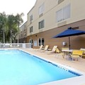 Swimming pool at Fairfield Inn & Suites Tampa Brandon