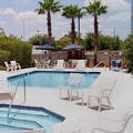 Swimming pool at Fairfield Inn & Suites Tampa North