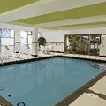 Swimming pool at Fairfield Inn & Suites Toronto / Mississauga