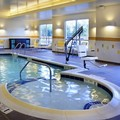 Swimming pool at Fairfield Inn & Suites Watertown Thousand Islands