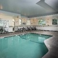 Swimming pool at Fairfield Inn & Suites by Marriott