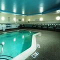 Swimming pool at Fairfield Inn & Suites by Marriott Augusta