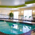 Swimming pool at Fairfield Inn & Suites by Marriott Bartlesville