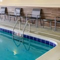 Swimming pool at Fairfield Inn & Suites by Marriott Chillicothe
