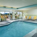 Swimming pool at Fairfield Inn & Suites by Marriott Fayetteville North