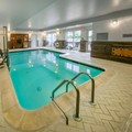 Swimming pool at Fairfield Inn & Suites by Marriott Hazleton