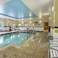 Swimming pool at Fairfield Inn & Suites by Marriott Hooksett