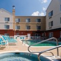 Swimming pool at Fairfield Inn & Suites by Marriott Lancaster