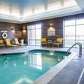 Swimming pool at Fairfield Inn & Suites by Marriott Lincoln Southea