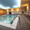 Swimming pool at Fairfield Inn & Suites by Marriott Madison Verona