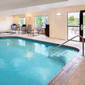 Swimming pool at Fairfield Inn & Suites by Marriott Mansfield