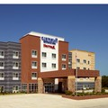 Swimming pool at Fairfield Inn & Suites by Marriott Montgomery Airport South