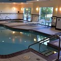 Swimming pool at Fairfield Inn & Suites by Marriott Muskogee