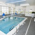 Swimming pool at Fairfield Inn & Suites by Marriott Omaha Papillion