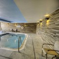 Swimming pool at Fairfield Inn & Suites by Marriott Princeton