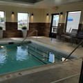 Swimming pool at Fairfield Inn & Suites by Marriott Springfield Holyoke