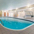 Swimming pool at Fairfield Inn & Suites by Marriott Stevens Point