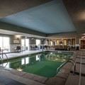 Swimming pool at Fairfield Inn & Suites by Marriott Tupelo