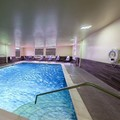Swimming pool at Fairfield Inn & Suites by Marriott Uncasville