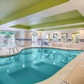 Swimming pool at Fairfield Inn & Suites by Marriott Worcester Aubur
